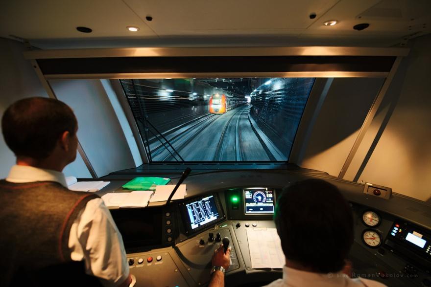 вакансии машинист поезда метро
